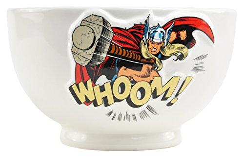 Marvel Bol (Emball? dans une bo?te en relief)???Thor