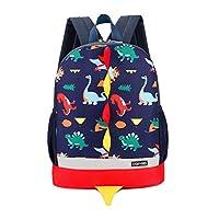 Kids Backpack Dinosaur Children Rucksack Toddler Kindergarten School Bags for 2-5 Boys Girls