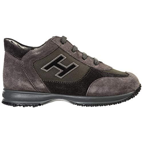.Hogan Sneakers Interactive Bambino Piombo 24 EU