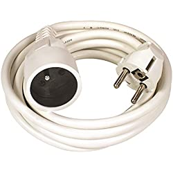 Voltman VOM530450 Prolongateur Rallonge électrique 16A 3 G 1,5 3 m 230 V