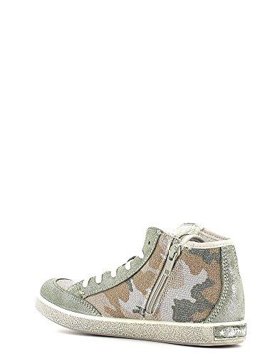 Primigi , Mädchen Sneaker Betulla/militar
