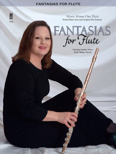 Fantasias for Flute: Classics with Piano: 2-CD Set