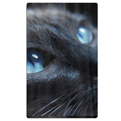 CHSUNHEY Strandtücher Badetücher Strandtuch - Black Cat 31.5