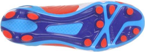 Puma evoSPEED 3 FG 102578, Scarpe da calcio uomo Rosso (Rot (orange.com-white-hawaiian 07))
