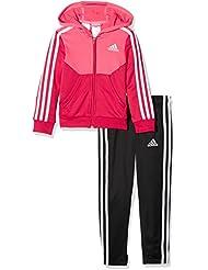 Adidas YG Hood PES fille Survêtement