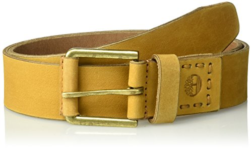 Timberland mens  40mm Pull Up Leather Belt Belt