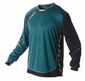Hummel 04-029 Technical Gold Men's Jersey - Green, XXL