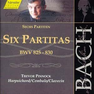 Edition Bachakademie Vol. 115 (Sechs Partiten)