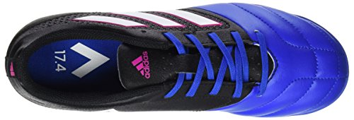 adidas Herren Ace 17.4 in für Fußballtrainingsschuhe Schwarz (Negbas/ftwbla/azul)