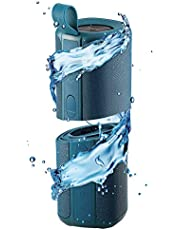 iBall Musi Twins – TWS Waterproof IPX7 Bluetooth Speaker (Teal)