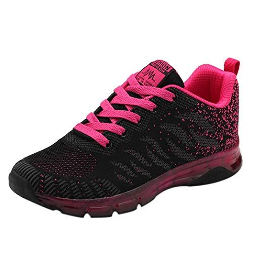 pretty nice a9373 70218 Yanhoo-Scarpe Sneakers da donna, corsa nette per studenti scarpe da  ginnastica in tessuto Air Cushion,Classic Donna Sneakers Scarpe da  Ginnastica ...