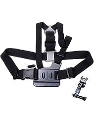 Fixation Polaroid pour baudrier de poitrine avec bras pivotant dans 3 directions pour le GoPro Hero 4/3+/3