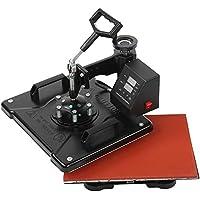 Impresora de transferencia de calor, 38 * 29CM Impresora de prensa térmica para máquina de copas para hornear, 0~250 ° C para(European standard 220V)