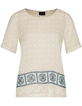 Vila Visteps S/S Top, Camiseta para Mujer