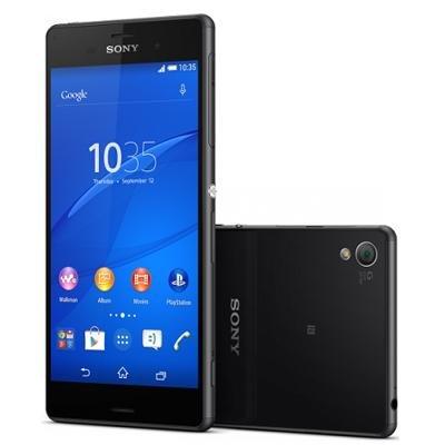 'Sony Xperia Z3NFC LTE Smartphone (Bildschirm 5.2, 20,7MP Kamera, 16GB, Quad-Core 2,5GHz, 3GB RAM, Android 4.4), Violett