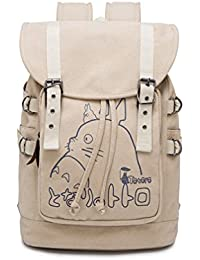 a2569d47e7 YOYOSHome My Neighbor Totoro Anime Cosplay Daypack Rucksack Backpack School  Bag