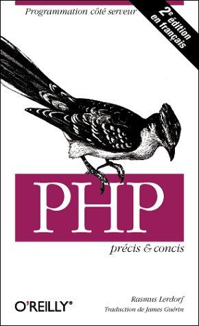 PHP : Précis et concis (en français)