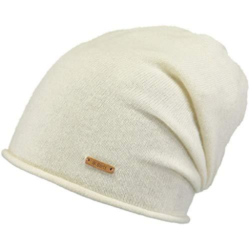 Barts Barts Damen Baskenmütze Romeo Elfenbein (Mascarpone 10) One Size (Herstellergröße: 2)