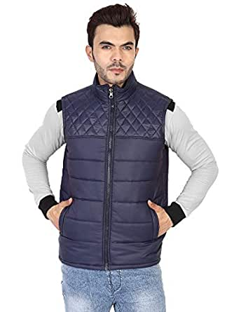 Ico Blue Stor Men's Jacket