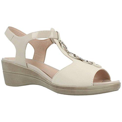 Sandali e infradito per le donne, colore Bianco , marca STONEFLY, modello Sandali E Infradito Per Le Donne STONEFLY VANITY III Bianco Bianco