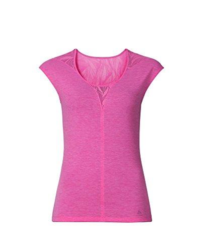 Odlo Revolution TS x-lightss CN, T Shirt Damen, Pink, M (T-shirt 2008 Damen Rosa)