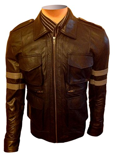 Clara Leather Jackets -  Giacca - Uomo Black XXL