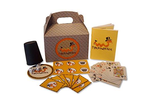 kspiele Sammelbox! Das lustige Partyspiele Komplettpaket (Halloween-spiele Für Erwachsene Trinken)