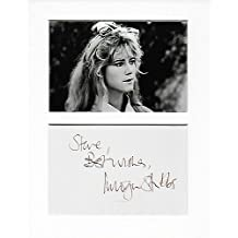 Anna Lee–Anna Lee–Imogen Stubbs original y auténtico mano firmado autógrafo AFTAL COA