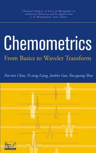 Chemometrics: From Basics to Wavelet Transform (Chemical Analysis: A Series of Monographs on Analytical Chemistry and Its Applications)