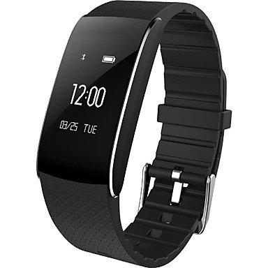 Lemumu D08 ein schickes Armband Herzfrequenz schlafen Uhren Blutdruck Fitness Tracker Bluetooth IP67 wasserdicht Smart Band Armband
