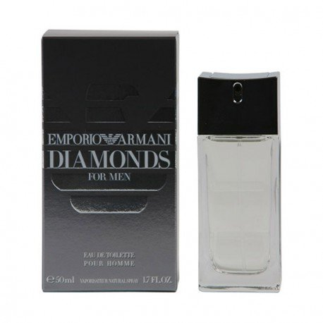 GIORGIO ARMANI EMPORIO DIAMONDS for men, 50 ml