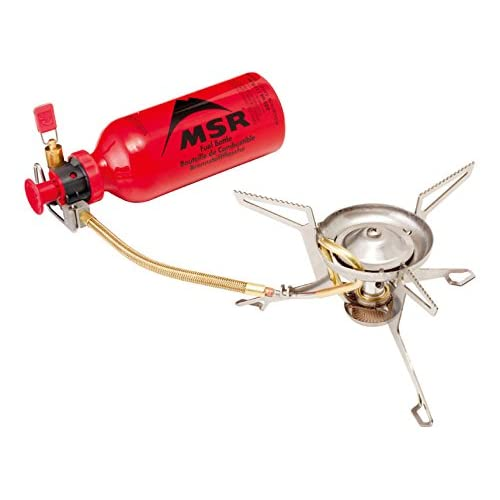 41XQHu8AD1L. SS500  - Msr Whisperlite Stove, Silver, One Size