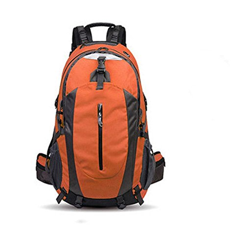 DONG Outdoor / spalle / alpinismo / borsa da viaggio / grande capienza / 50L , red Orange