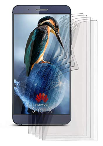5X Huawei ShotX | Schutzfolie Matt Bildschirm Schutz [Anti-Reflex] Screen Protector Fingerprint Handy-Folie Matte Bildschirmschutz-Folie für Huawei ShotX/Honor 7i Bildschirmfolie