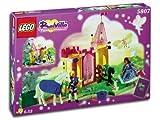 LEGO 5807 - Königlicher Pferdestall, 61 Teile