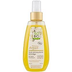 SO BiO Etic prezioso di Argan Olio detergente Anti-Age