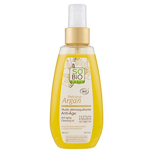 So Bio Etic Aceite Desmaquillante Anti-Edad 150 Ml