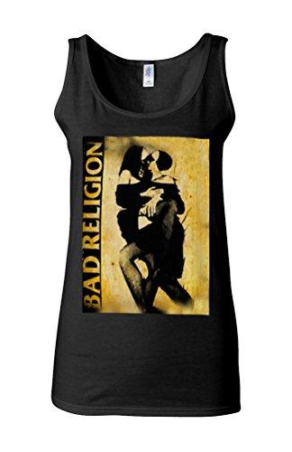 Bad Religion Kissing Nuns Novelty Black Women Damen Unterhemd Tank Top Vest Verschiedene Farben-S