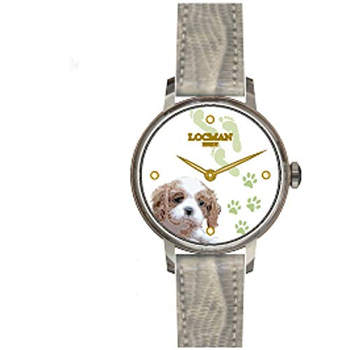 Reloj Solo Tiempo niño Locman 1960 clásico cód. F253A08S-00WHCA2PA
