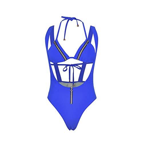 MRENVWS Damen Zweiteiler Badeanzug Top Rüschen Mit Hoher Taille Bottom Bikini Set Champion Infant Bodysuit