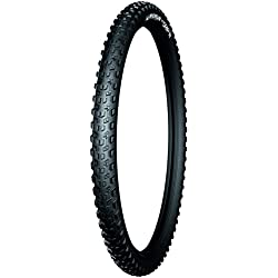 Michelin Wild Grip'R, Pneu VTT, Tringle Souple, Tubeless Ready, Noir, 29 x 2.10
