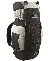 Highlander Unisex Rambler 25 Litre Rucksack Backpack Grey One Size