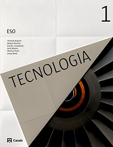 Tecnologia 1 ESO (2015) - 9788421857540 por VV.AA.