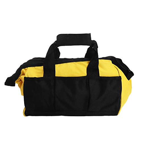 Handheld-kompressor (DyNamic 12 ' ' Tote Tool Caddy Carry Case Leinwand Heavy Duty Handheld Gepäck Taschen-Speicher)