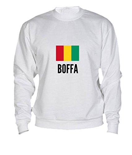 Felpa Boffa city White