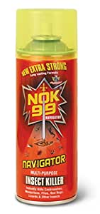 Premium (Pack of 2) NOK-99 Navigator Multi Purpose Insect Repellent