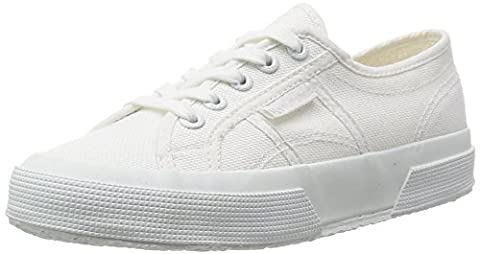 Superga Cotu Classics, Sneakers Basses Mixte adulte, Blanc (C42 Total White), 37.5