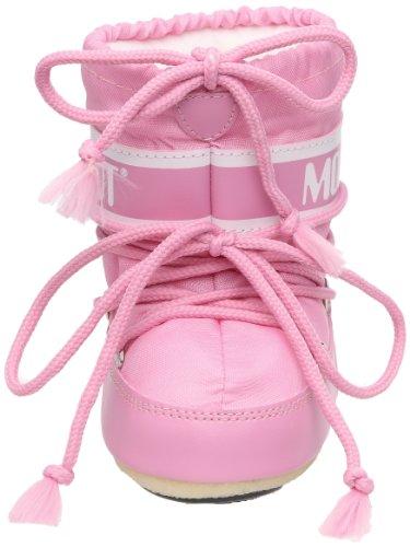 Moon Boot Mini Nylon, Chaussures bébé mixte enfant Rose (Rosa)