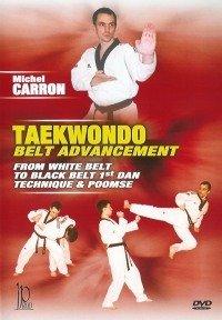 Taekwondo Prüfungsprogramm vom Weißgurt zum Schwarzgurt