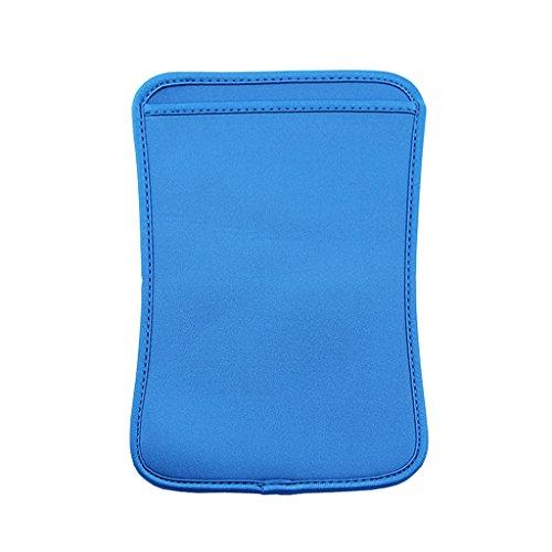 Gazechimp LCD Schreiben Tablet Grafiktabletts Schreibtafel Schutzhülle Hülle Tasche Zubehör - Blau - 8,5 Zoll